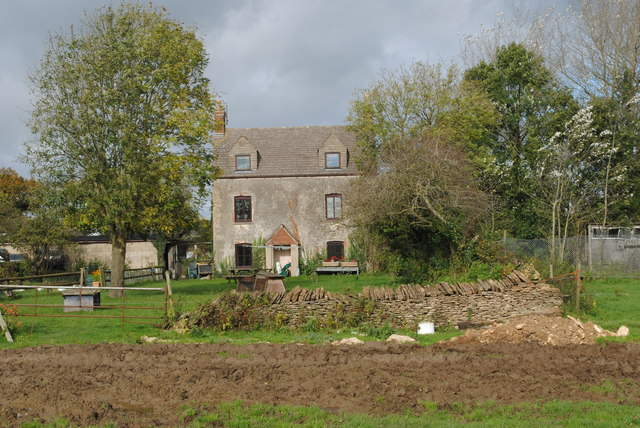 Commonwood Farmhouse, Sherston, Wiltshire 2014