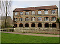 ST7847 : Three-storey building, Harris Close, Frome by Jaggery