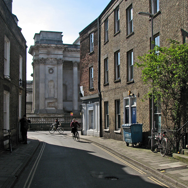 Fitzwilliam Street and The Fitz
