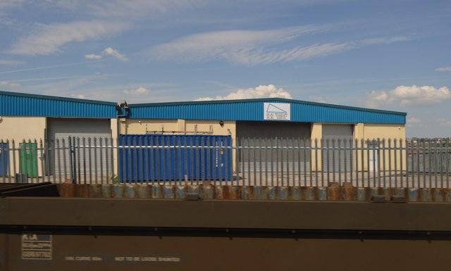 Industrial unit, Ashton Vale