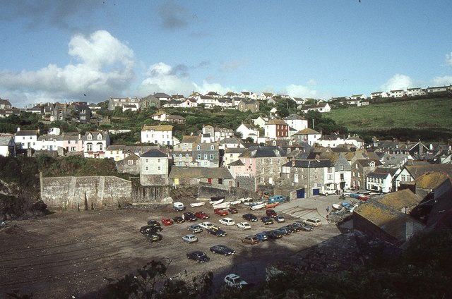 Don't park for too long at Port Isaac