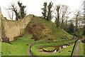 TQ5846 : Tonbridge Castle motte by Richard Croft