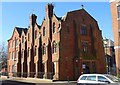SO9198 : Former convent in George Street by John M