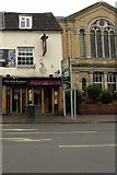 SO5140 : The Glass Tandoori and the Long Bar, Commercial Road, Hereford by Jaggery