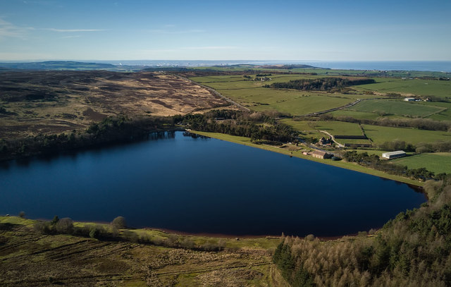 Lockwood Beck Reservoir