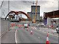 SJ8298 : Ordsall Chord, Missing Link by David Dixon