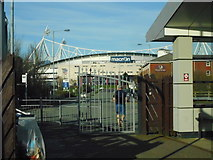 SD6409 : The Macron Stadium, Horwich by Richard Sutcliffe
