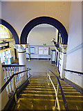 NS4864 : Gilmour Street railway station by Thomas Nugent