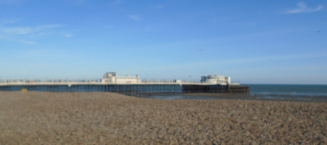Worthing Pier - March 2017
