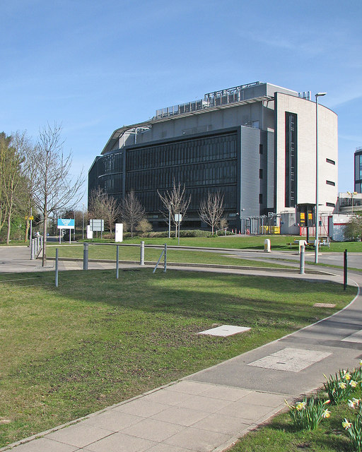 CRUK Cambridge Research Institute by John Sutton