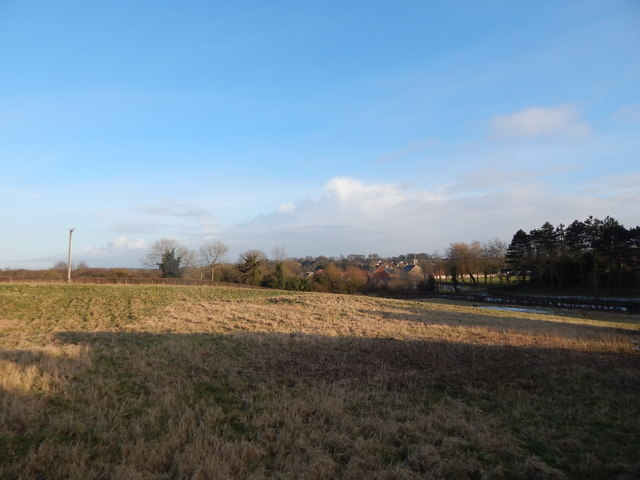 Field, Woolsthorpe-by-Colsterworth