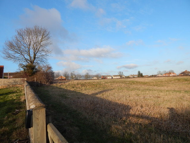 Field, Woolsthorpe-by-Colsterworth