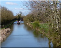 SP7288 : Market Harborough Branch of the Grand Union Canal by Mat Fascione