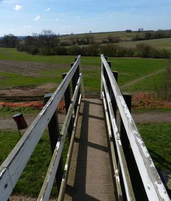 Wooden Stepbridge No 14