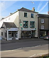 SY2998 : West Street charity shops in Axminster by Jaggery