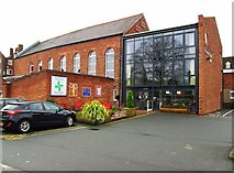 SO7875 : St. George's Hall, off Load Street, Bewdley, Worcs by P L Chadwick