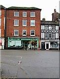 SO7875 : Nos. 2, 2A & 3 Load Street, Bewdley, Worcs by P L Chadwick