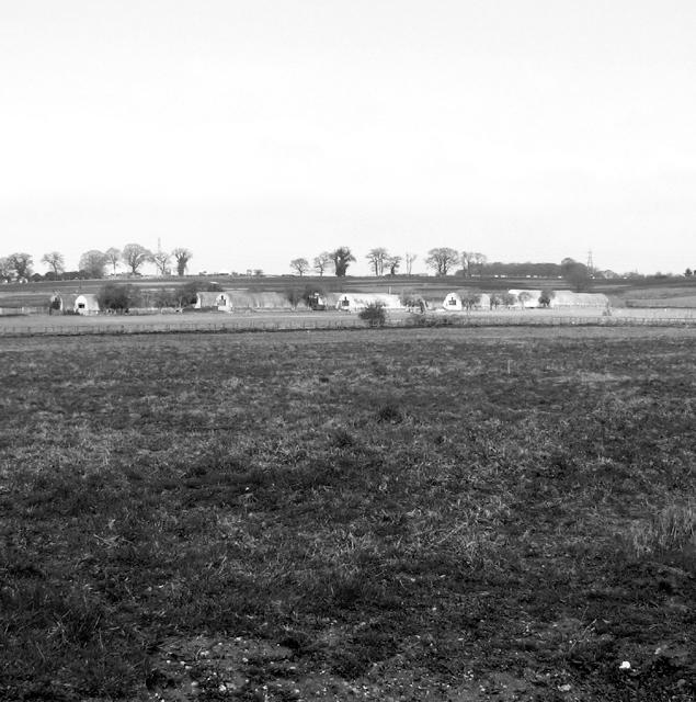 Crop fields north of Bawburgh