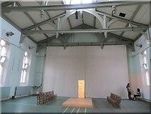 SU7273 : Door in the Chapel by Bill Nicholls