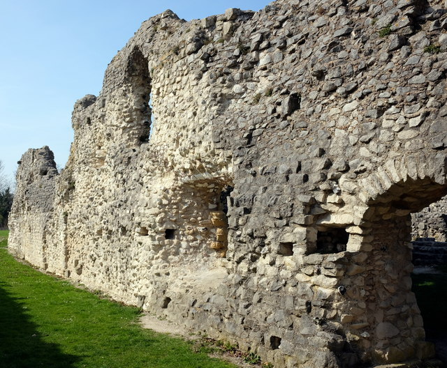 Ruins of Lewes Priory