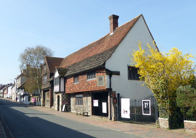 Anne of Cleves House Museum, Lewes