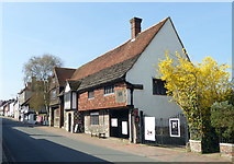 TQ4109 : Anne of Cleves House Museum, Lewes by PAUL FARMER