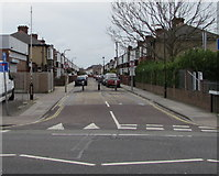 SZ6599 : Northern end of Fernhurst Road, Portsmouth by Jaggery