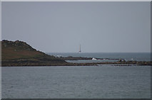 SV8006 : Bishop Rock Lighthouse by Malcolm Neal