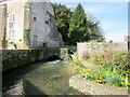SP1106 : Old Mill & River Coln Bibury by Roy Hughes