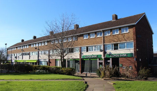 Lloyds Bank in Bishop's Cleeve