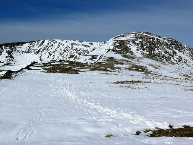 Route to Hart Crag