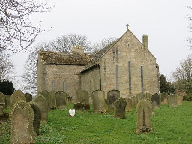 Church of St James, Hamsterley