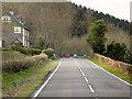 SO1239 : A470 near Boughrood by David Dixon