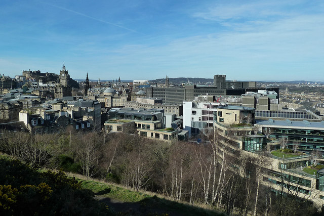 From The Calton Hill