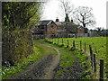 SJ7585 : Footpath beside Priory Farm by Richard Sutcliffe