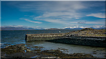 NM7430 : Grass Point Pier by Peter Moore