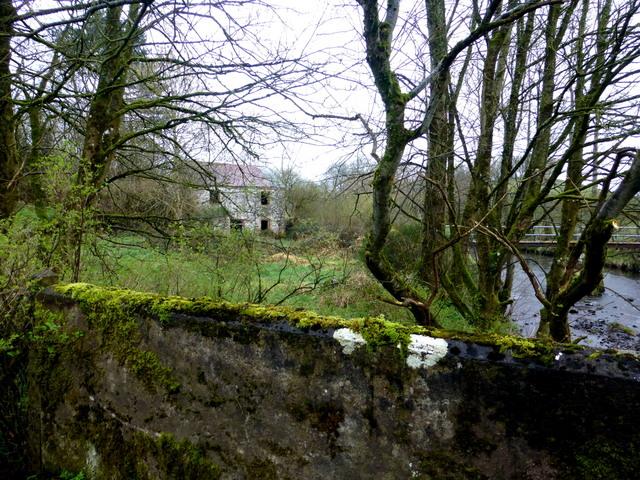 Old mill, Bracky