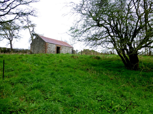 Old shed, Bracky