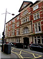 ST3188 : Kings Court apartments, 6 High Street, Newport by Jaggery