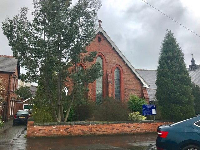 St Mary's Roman Catholic Church, Middlewich