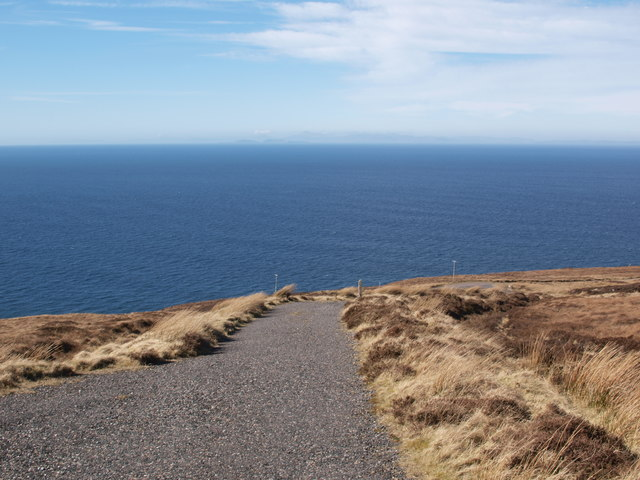 Road to Maol Breac