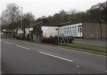 ST2896 : Nant Bran Centre, Upper Cwmbran by Jaggery