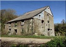 SX1454 : Penpoll Mill by Derek Harper