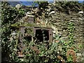 SX1454 : Oven? in ruined cottage, Penpoll by Derek Harper