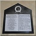 TG3626 : Brunstead War Memorial by Adrian S Pye