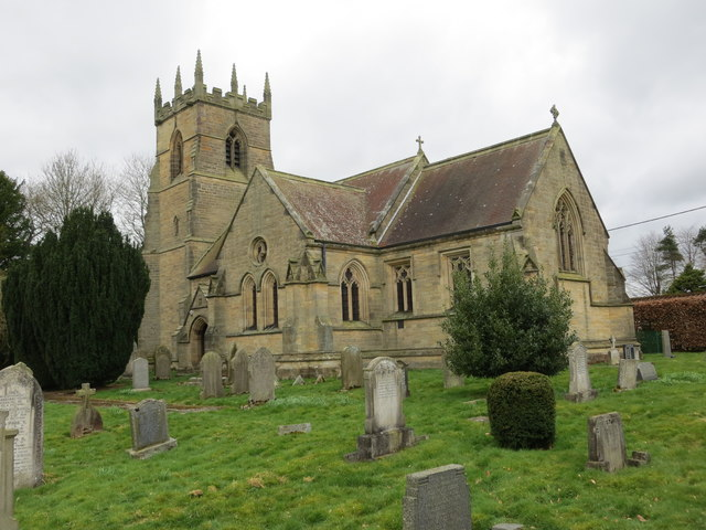 Church of St James, Newton Hall