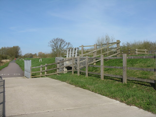 NCN51 near Fen Drayton