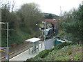 SK5343 : Nottingham tram departing Cinderhill Tram Stop by JThomas