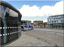 SD8913 : Rochdale Bus Station by Gerald England