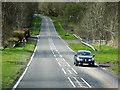 SO1141 : Northbound A470, Trericket Bridge by David Dixon